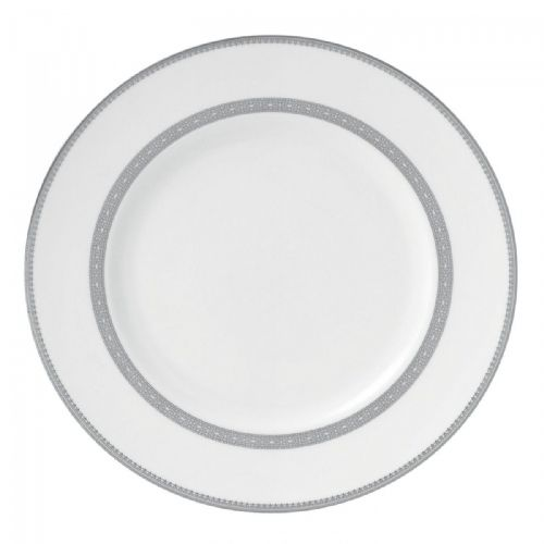 Vera Wang - Lace Platinum Dinner Plate 27m
